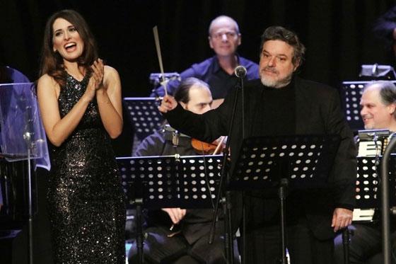 O κορυφαίος Έλληνας συνθέτης Δημήτρης Παπαδημητρίου έδωσε διαδικτυακή συναυλία για την ενίσχυση του ΠΓΝΑ